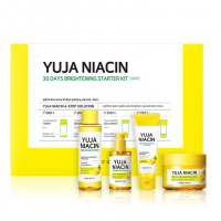 Набор миниатюр с юдзу для выравнивания тона Some By Mi Yuja Niacin 30 Days Brightening Starter Kit