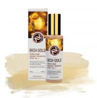 Тональная основа Enough Rich Gold Foundation