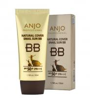 ББ-крем Anjo Professional Natural Cover Snail Sun Bb Cream