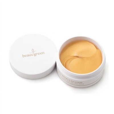 Гидрогелевые патчи BeauuGreen Collagen & Gold Hydrogel Eye Patch