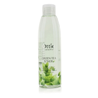 Тонер для лица Ottie Green Tea Toner